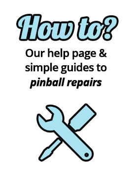 How--to Uk based Pinball Heaven parts to buy