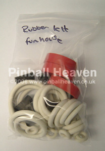 Rubber kit – Funhouse