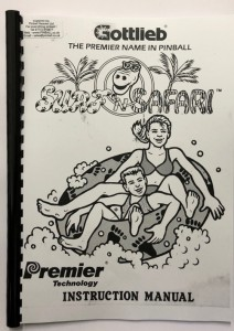 gottlieb-surf-n-safari-manual