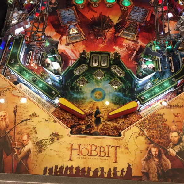hobbit_3 Uk based Pinball Heaven parts to buy