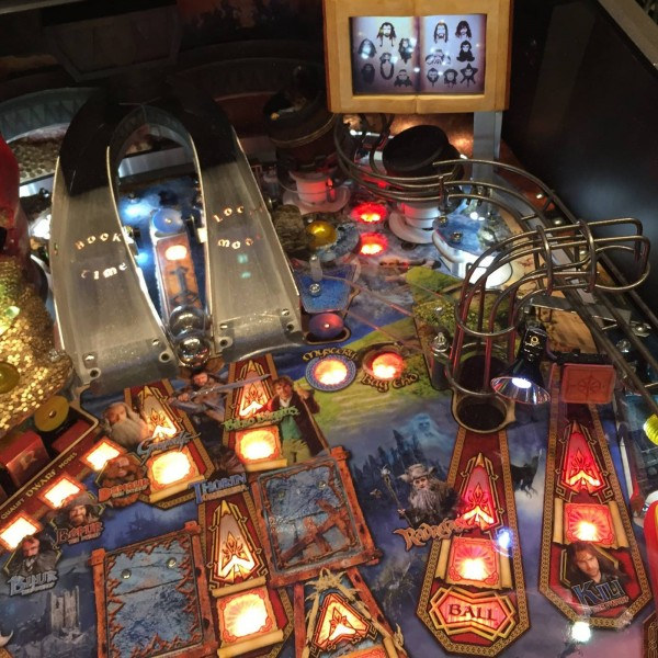 hobbit_4 Uk based Pinball Heaven parts to buy