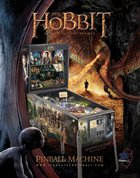 hobbit_7 Uk based Pinball Heaven parts to buy