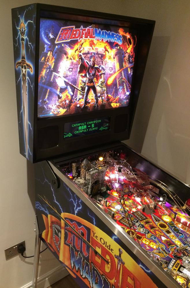 chicago pinball machine for sale