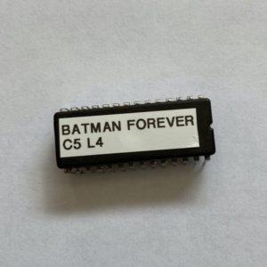 sega-batman-forever-pinball-cpu-c5-eprom