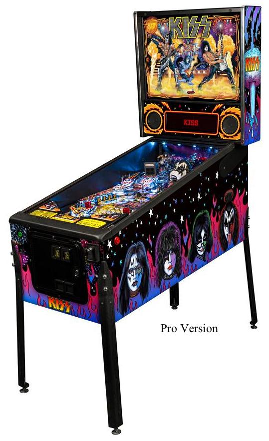 pinball machine shop