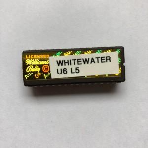 whitewater-pinball-u6-eprom