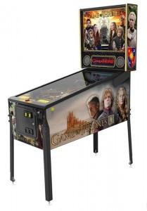 Game of Thrones pinball machine Uk based Pinball Heaven parts to buy