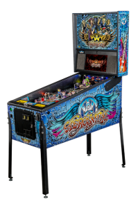 Aerosmith-Pro-pinball-machine