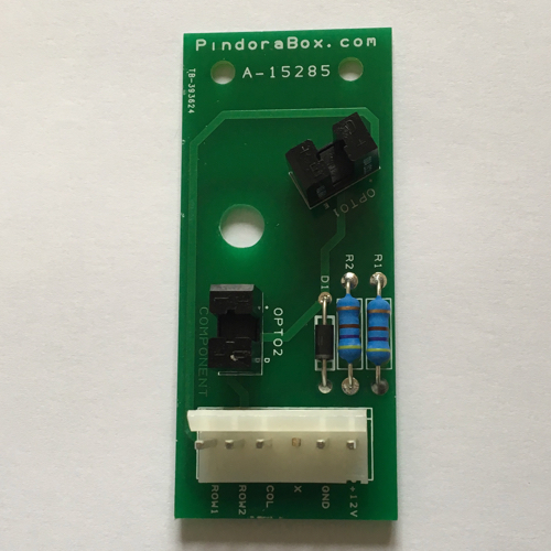 Thing opto board for Addams Family A-15285