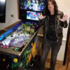 Alice Cooper pinball by Spooky.
