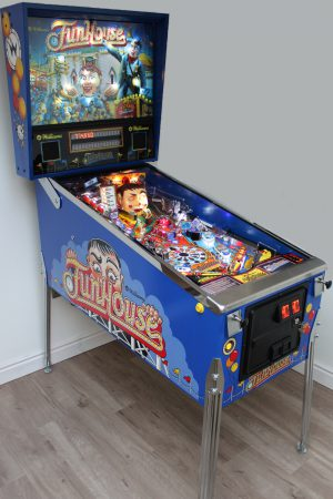 Funhouse Pinball Machine - Premium Restoration