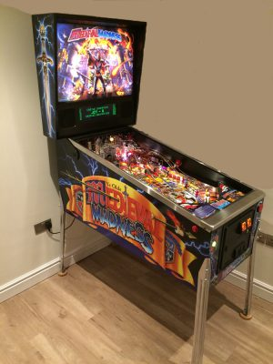 Uk based Pinball Heaven specialise in pinball machine parts, providing pinball machines to buy and rent with thousands of parts available in stock