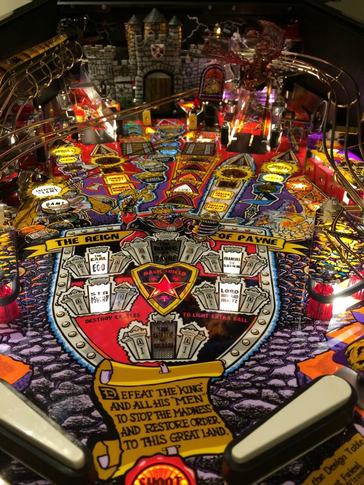 Medieval Madness Pinball NEW (remake)