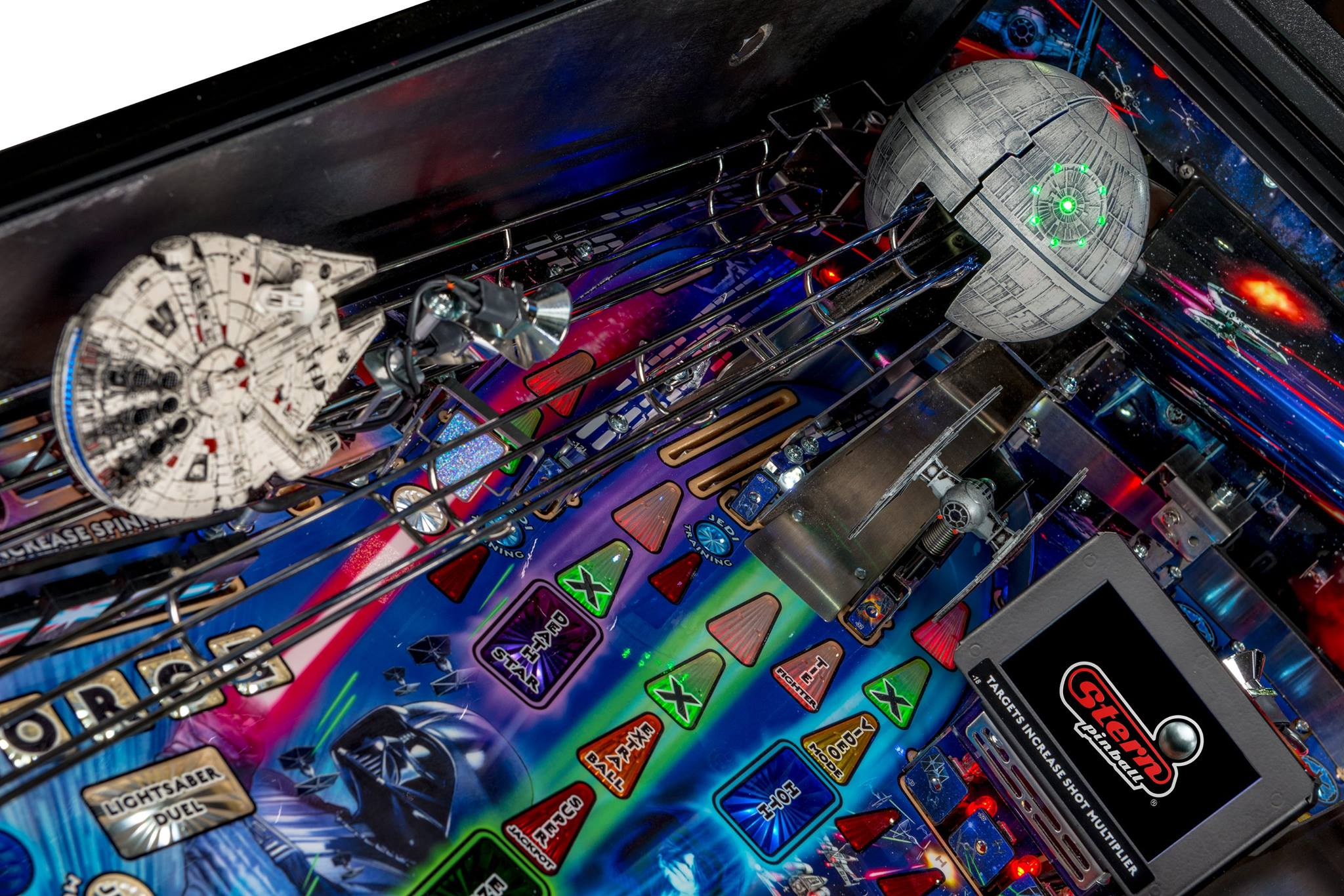 Star Wars By Stern Pinball Pinball Heaven