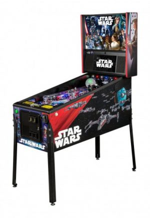 Star Wars by Stern Pinball Machine