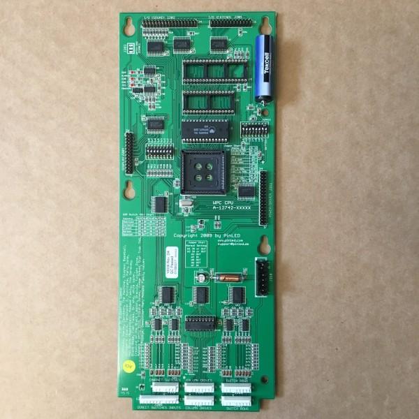 WPC CPU board (1989-1993 games) - A-12742