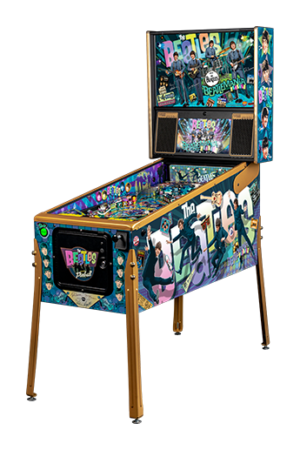 Order The Beatles Pinball Machine Gold Edition