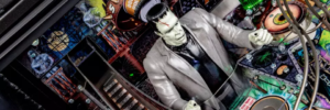 Munsters Pinball Machine Pro Edition
