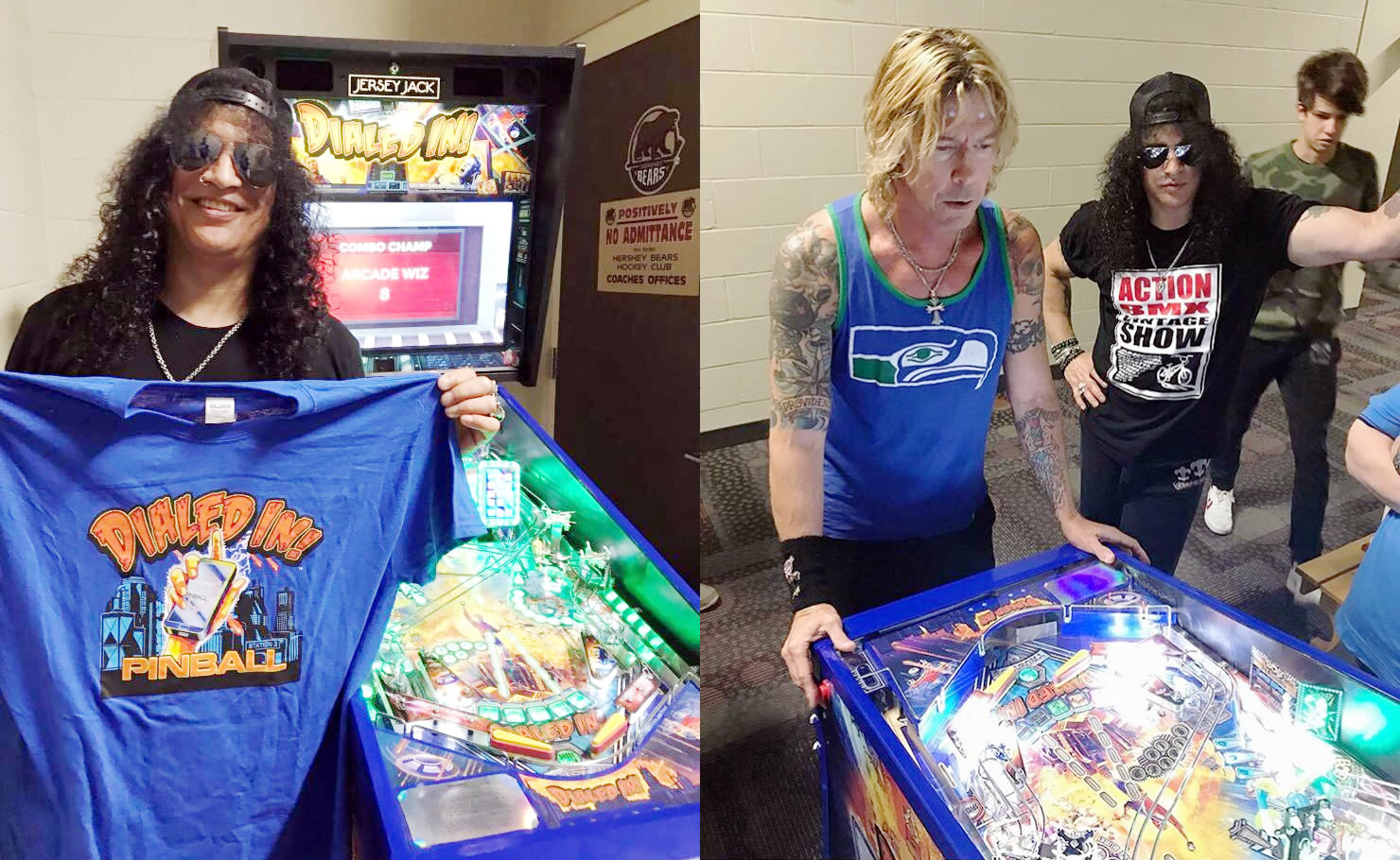 Guns N Roses Pinball Machine