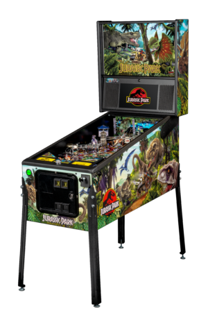 Jurassic Park pinball machine from Stern