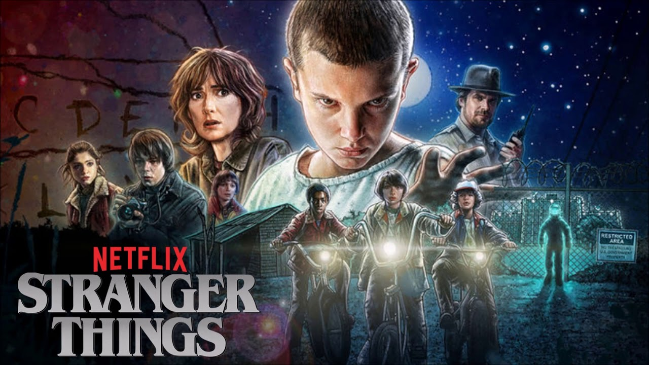 Stranger Things Pinball Machine - Rumour Mill