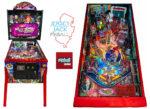 Willy Wonka Pinball Machine – Collectors Edition