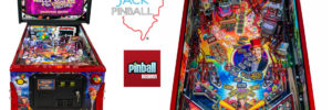 Willy Wonka Pinball Machine – Collectors Edition