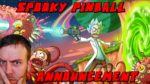 Rick & Morty Pinball Machine