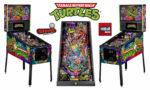 TMNT Pinball Machine Pro Edition