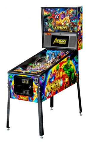 Stern-Avengers-infinity-quest-Pro-pinball-machine