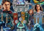 Harry Potter Pinball Machine