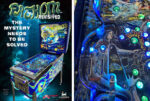 Haggis Fathom Pinball Machine