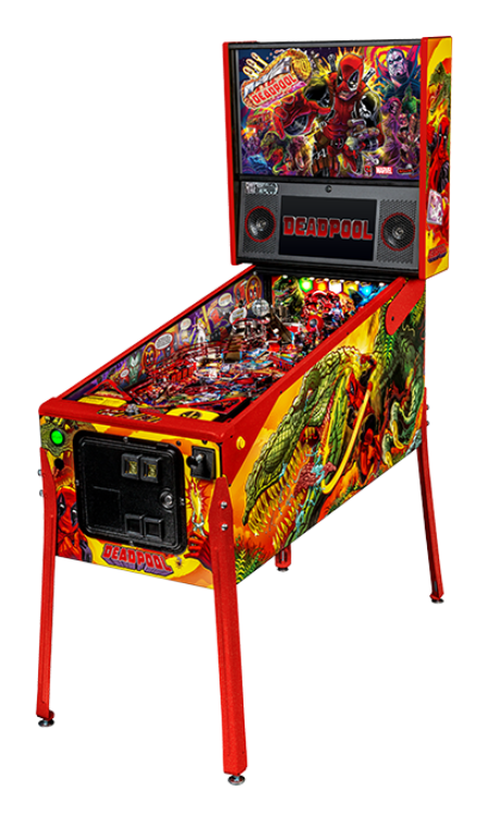 Home - Pinball Heaven